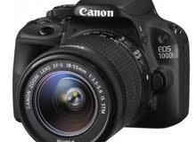 ابحث عن كاميرا كانون 100 دي واقل مستعمل وبسعر معقول