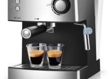 اسطي ماكينه قهوه ابحث عن قهوه للعمل داخل الزاويه