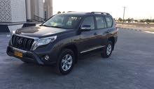 Grey Toyota Prado 2014 for sale
