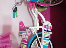 دراجه هوائية للبنات للبيع