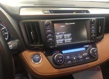 Toyota RAV 4 2016 For sale - Black color