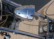 دراجة هارلي للبيع كلش نظيفة الدراجه مشتريهه ب 12 وتاركهه  صار شهرين واسوم ب 12 ب