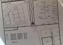 ارض سكنية في جبرين 3 بمساحة 750 متر مربع وقريبة من المسجد والشارع