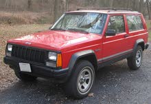 Available for sale! 1 - 9,999 km mileage Jeep Cherokee 1995