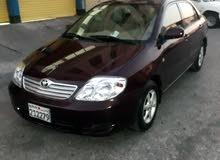 toyota corolla 2003 model for sale 1.8