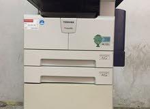 ماكينات تصوير توشيبا استيراد الخارج