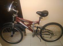 بيع دراجه هامر جبليه مقاس 24