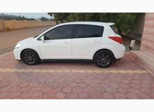 120,000 - 129,999 km Nissan Tiida 2011 for sale
