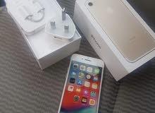 iPhon7 gold 128 gb litta10/10   batri 85