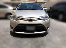 TOYOTA YARIS 2015 MODEL (SINGLE OWNER)