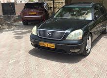 Lexus LS 2001 For sale - Black color