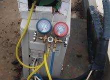 A/C repair and servicing