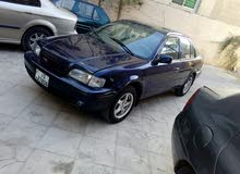 Manual Blue Toyota 1998 for sale