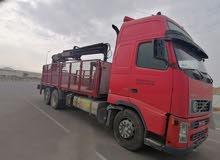 شاحنة طابوق وانترلوك موديل 2006
