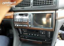 +200,000 km BMW 740 1996 for sale