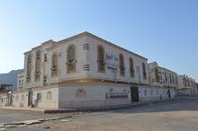 شقة للبيع مدخل مستقل حوش نصف العمارة  بالمدينة