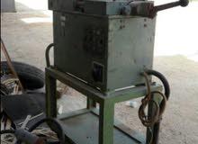 ماكينة لحام صفايح منشار ضخمة
