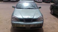 Daewoo Lacetti car is available for sale, the car is in Used condition