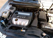 Gasoline Fuel/Power   Hyundai Sonata 2009