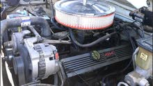 engine 454