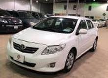 Used 2009 Corolla in Basra