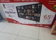 عرض التحدي شاشة 65 بوصة FULL HD سمارت 4K ANY CAST + رسيفر هدية مجانا