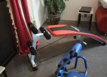معدات رياضية للبيع