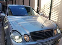 Used Mercedes Benz E500 for sale in Tripoli