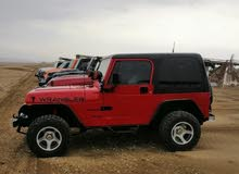 Manual Jeep 1993 for sale - Used - Al Batinah city