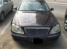 Maroon Mercedes Benz E 350 2004 for sale