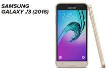 هاتف سامسونج J3  2016 استعمال اسبوع