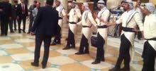 فرقة زفات ومطرب شعبي