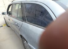 Used condition Mercedes Benz C 200 2000 with +200,000 km mileage
