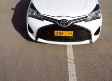 Toyota Yaris 2017 For sale - White color