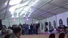 مركز ابو حميدان للأفراح والمناسبات استعداد تام لجميع المناسبات وأفخم الحفلات