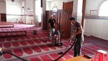 تنظيف و غسيل واجهات المنازل و الفلل و المساجد و... اتصل بالحازم