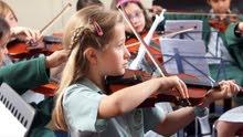 معلمة موسيقى