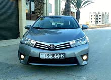 2014 Toyota Corolla for sale in Amman