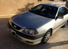 For sale Toyota Avensis car in Tripoli