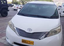 1 - 9,999 km Toyota Siena 2011 for sale