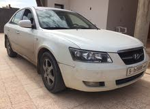 Automatic White Hyundai 2006 for sale