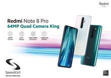 الان اخر اصدار من شاومي بمعرضنا Note8 Pro الجديد مع هدية قيمة