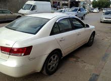 White Hyundai Sonata 2007 for sale