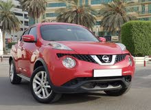 Nissan Juke 2015 in a perfect condition for sale