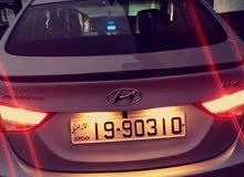 Hyundai Avante 2012 For sale - Silver color