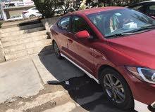 Red Hyundai Elantra 2018 for sale