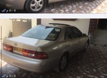 Gasoline Fuel/Power   Lexus ES 1997