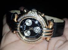 korloff watch with 37 diamonds (1.5 c) vs
