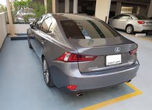 Lexus IS 250 Prestige 2014 GCC