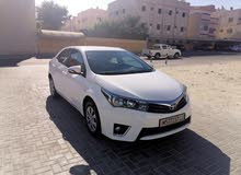 Toyota Corolla 2016 free accident